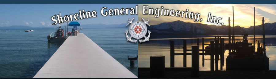 Shoreline General Engineering, Inc. Lake Tahoe Dock & Deck Builders